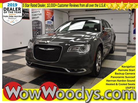 2019 Chrysler 300 for sale in Chillicothe, MO