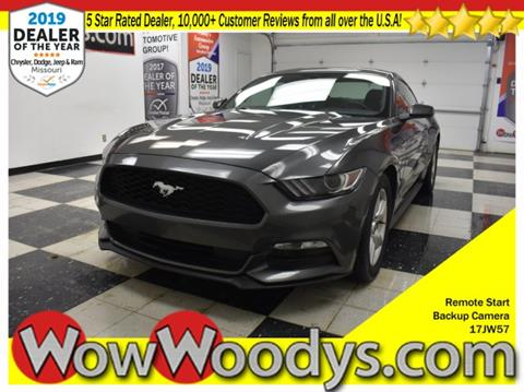 2017 Ford Mustang for sale in Chillicothe, MO