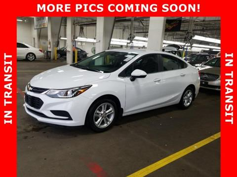 2017 Chevrolet Cruze for sale in Chillicothe, MO