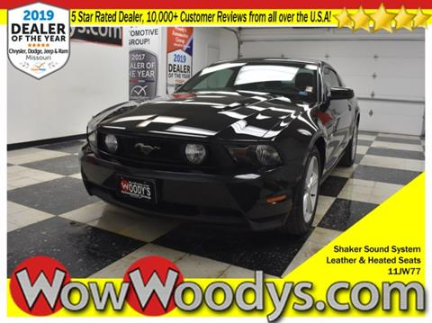 2011 Ford Mustang for sale in Chillicothe, MO