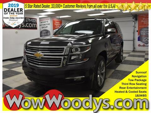 2018 Chevrolet Tahoe for sale in Chillicothe, MO