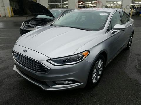 2017 Ford Fusion for sale in Chillicothe, MO
