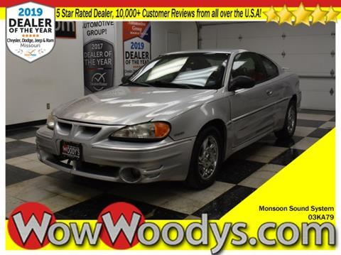 2003 Pontiac Grand Am for sale in Chillicothe, MO