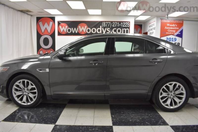 2019 Ford Taurus Limited 4dr Sedan - Chillicothe MO