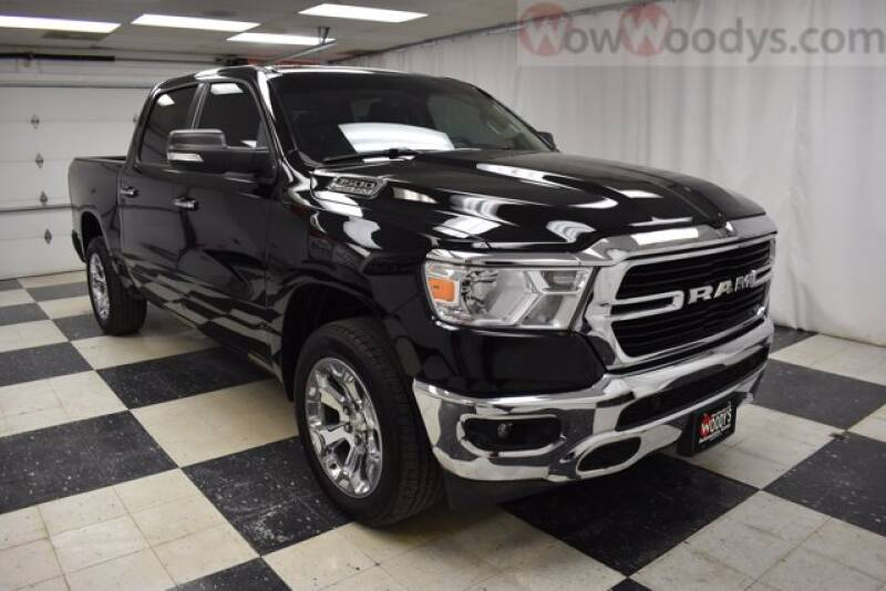 2020 RAM Ram Pickup 1500 4x4 Big Horn 4dr Crew Cab 5.6 ft. SB Pickup - Chillicothe MO