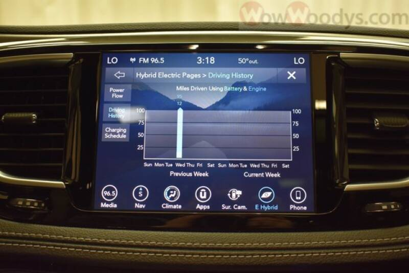 2019 Chrysler Pacifica Hybrid Hybrid Limited - Chillicothe MO