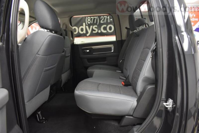 2018 RAM Ram Chassis 3500 4x4 SLT 4dr Crew Cab 172.4 in. WB 10K GVWR Chassis - Chillicothe MO