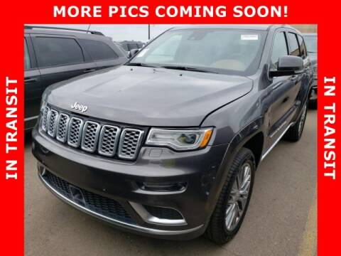 2018 Jeep Grand Cherokee Summit for sale at WOODY'S AUTOMOTIVE GROUP in Chillicothe MO
