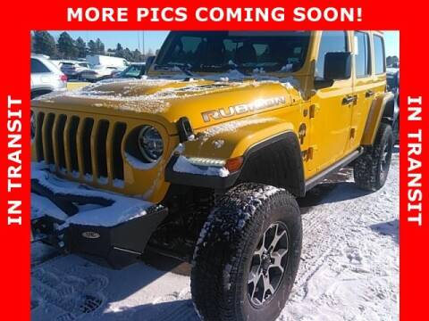 2019 Jeep Wrangler Unlimited Rubicon for sale at WOODY'S AUTOMOTIVE GROUP in Chillicothe MO