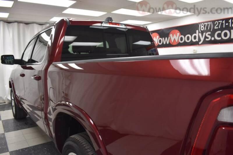2020 RAM Ram Pickup 1500 4x4 Laramie Longhorn 4dr Crew Cab 5.6 ft. SB Pickup - Chillicothe MO