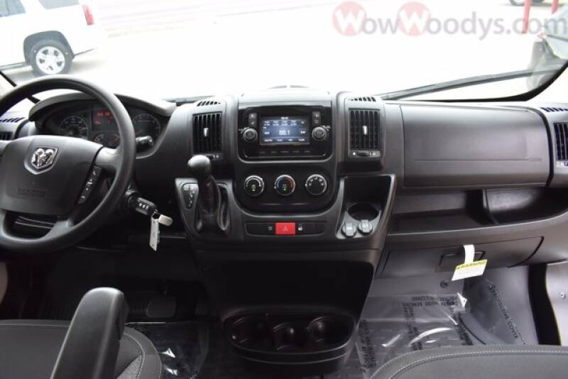 2018 RAM ProMaster Cargo 1500 136 WB 3dr Low Roof Cargo Van - Chillicothe MO