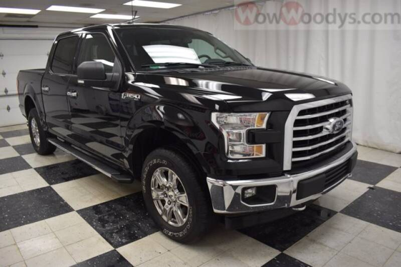 2017 Ford F-150 4x4 King Ranch 4dr SuperCrew 5.5 ft. SB - Chillicothe MO
