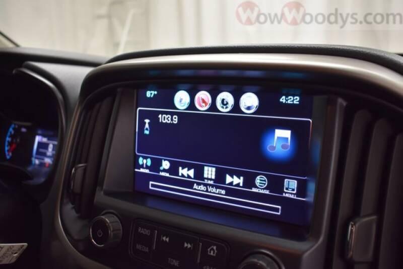 2017 Chevrolet Colorado 4WD Z71 - Chillicothe MO