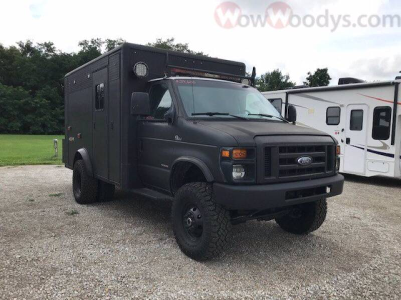 1995 Ford E-Series Chassis E-350 2dr Commercial/Cutaway/Chassis - Chillicothe MO
