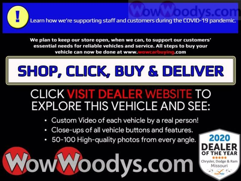 2019 Chevrolet Silverado 1500 LT Trail Boss - Chillicothe MO