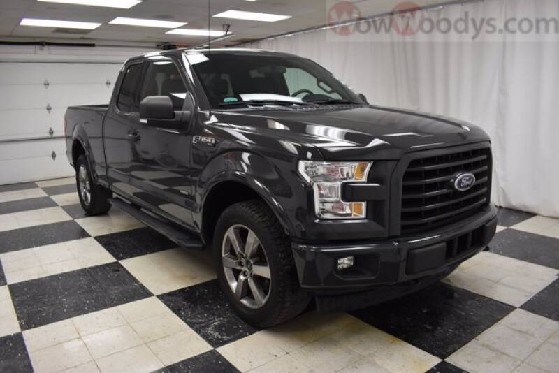 2017 Ford F-150 4x4 XLT 4dr SuperCab 6.5 ft. SB - Chillicothe MO
