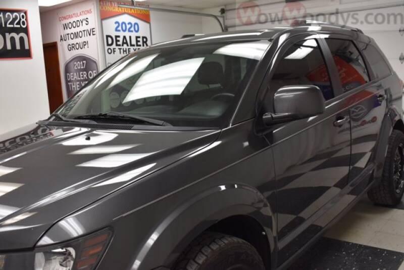 2015 Dodge Journey Crossroad 4dr SUV - Chillicothe MO