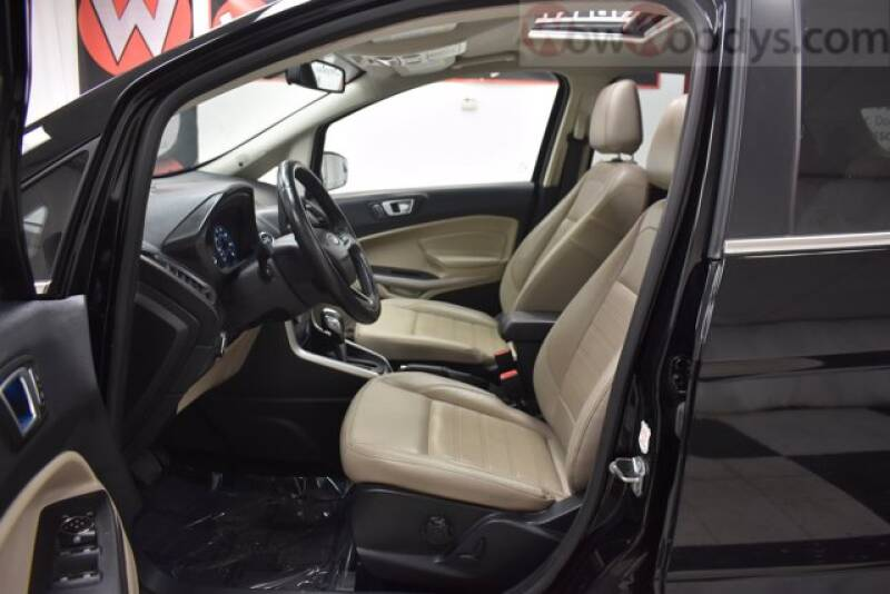 2019 Ford EcoSport AWD Titanium 4dr Crossover - Chillicothe MO