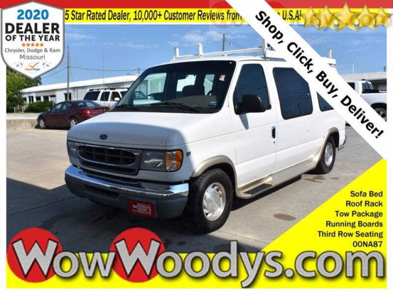 2000 Ford E-Series Cargo E-150 3dr Cargo 138 in. WB - Chillicothe MO