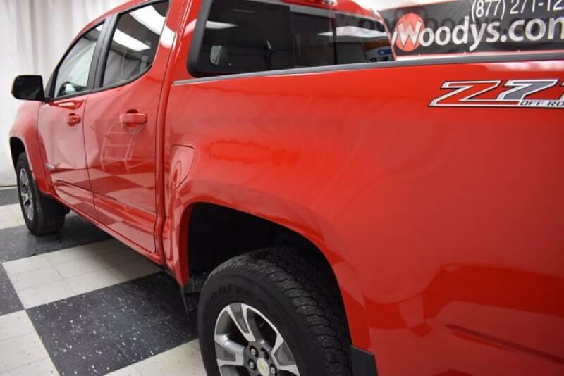 2018 Chevrolet Colorado 4WD Z71 - Chillicothe MO