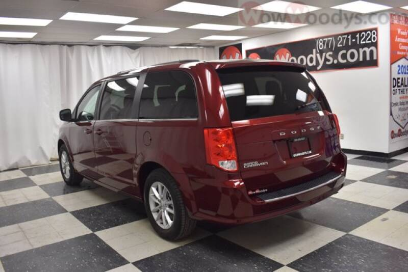 2020 Dodge Grand Caravan SXT 4dr Mini-Van - Chillicothe MO