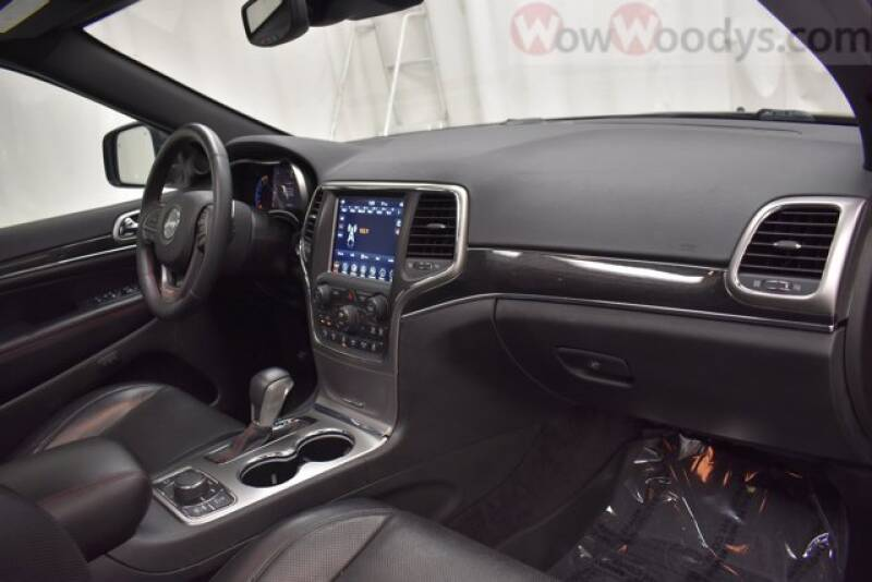 2018 Jeep Grand Cherokee 4x4 Trailhawk 4dr SUV - Chillicothe MO