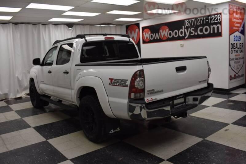 2015 Toyota Tacoma  - Chillicothe MO