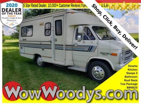 1987 Chevrolet Chevy Van