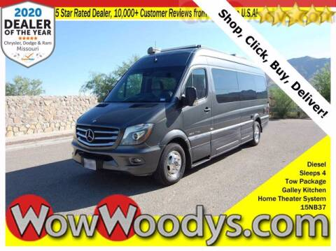 2015 Mercedes-Benz Sprinter Cab Chassis
