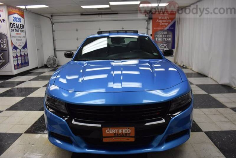 2019 Dodge Charger AWD SXT 4dr Sedan - Chillicothe MO