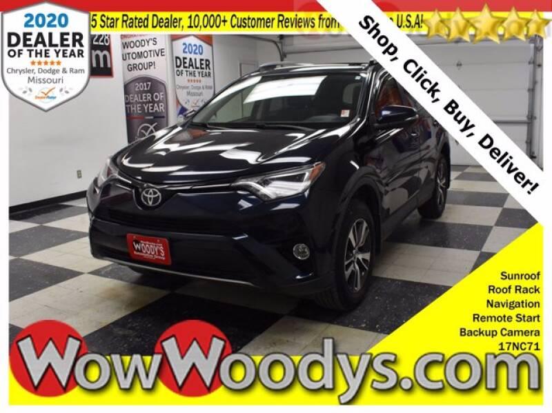 2017 Toyota RAV4 AWD XLE 4dr SUV - Chillicothe MO