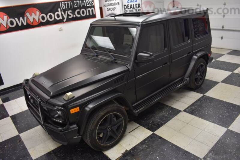 2013 Mercedes-Benz G-Class AWD G 63 AMG 4MATIC 4dr SUV - Chillicothe MO