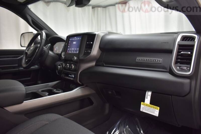 2019 RAM Ram Pickup 2500 4x4 Big Horn 4dr Crew Cab 8 ft. LB Pickup - Chillicothe MO