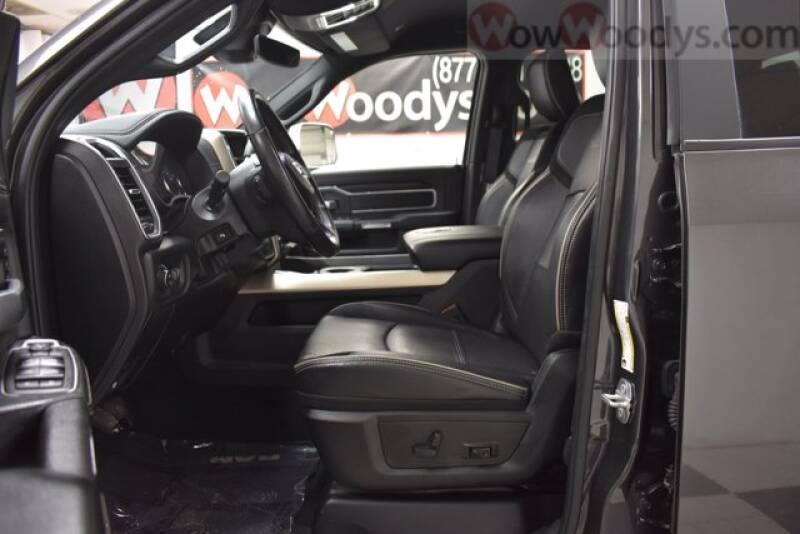 2019 RAM Ram Pickup 2500 4x4 Laramie 4dr Crew Cab 6.3 ft. SB Pickup - Chillicothe MO