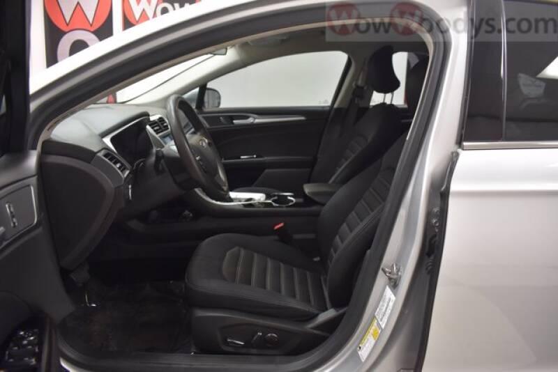 2015 Ford Fusion SE 4dr Sedan - Chillicothe MO