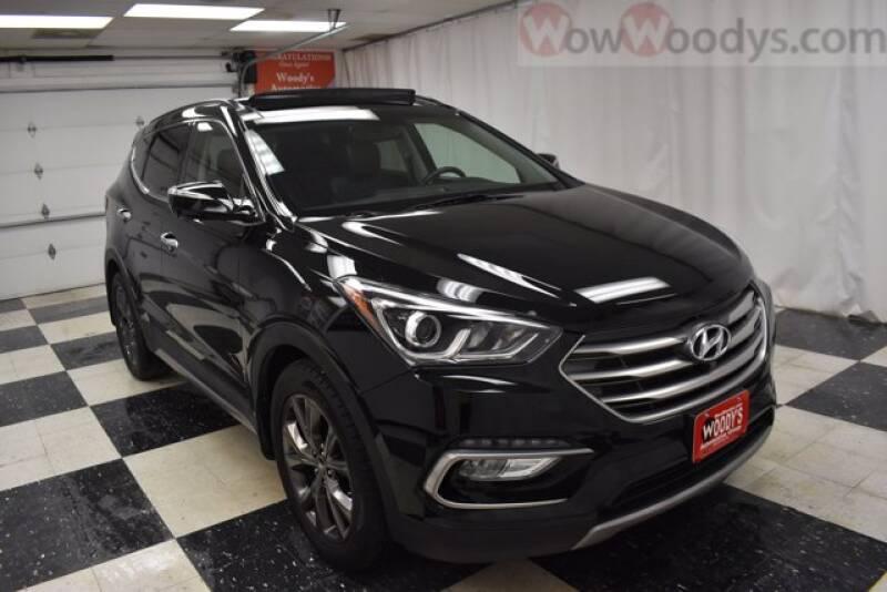 2017 Hyundai Santa Fe Sport AWD 2.0T Ultimate 4dr SUV - Chillicothe MO