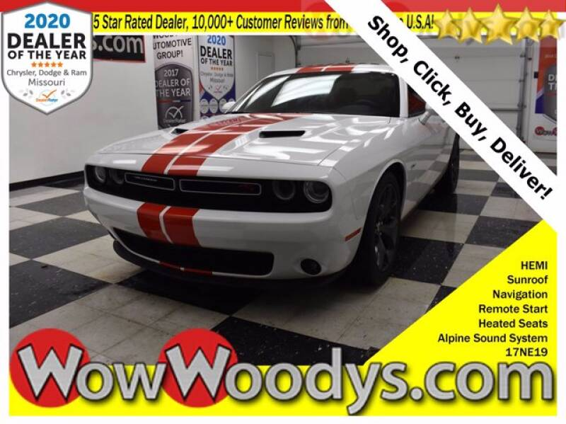 2017 Dodge Challenger R/T 2dr Coupe - Chillicothe MO