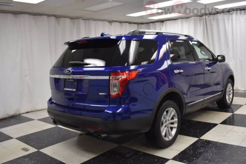 2014 Ford Explorer AWD XLT 4dr SUV - Chillicothe MO