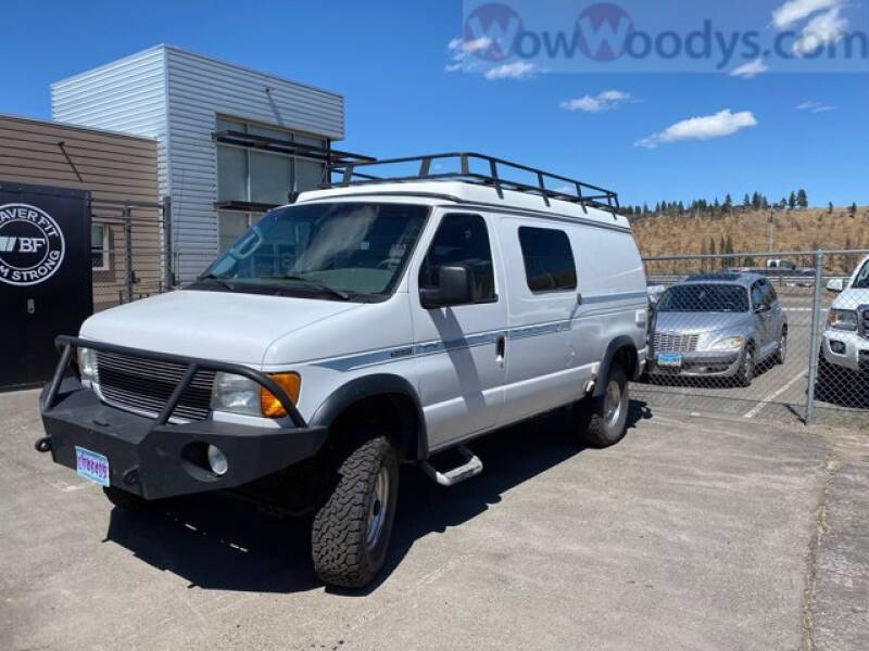 2006 Ford E-Series Chassis E-350 SD 3dr Cargo 138 in. WB - Chillicothe MO