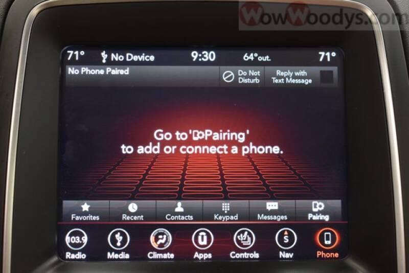 2019 Dodge Durango AWD Citadel Anodized Platinum 4dr SUV - Chillicothe MO
