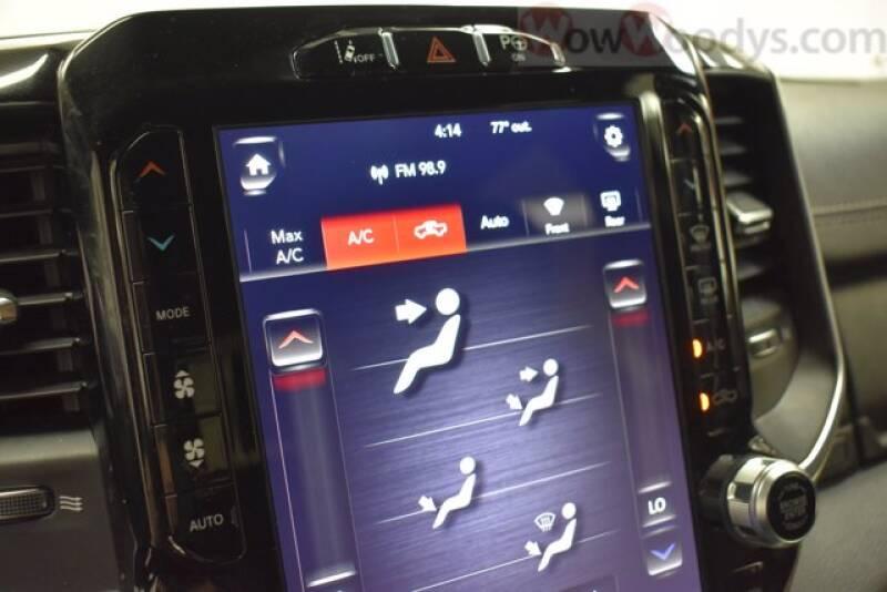 2019 RAM Ram Pickup 1500 4x4 Laramie 4dr Crew Cab 6.4 ft. SB Pickup - Chillicothe MO