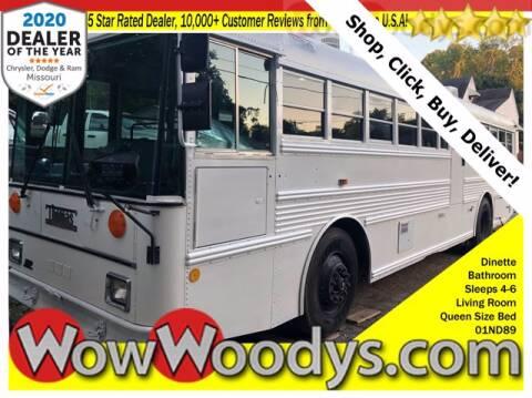 2001 Thomas Built Buses Saf-T-Liner MVP ER