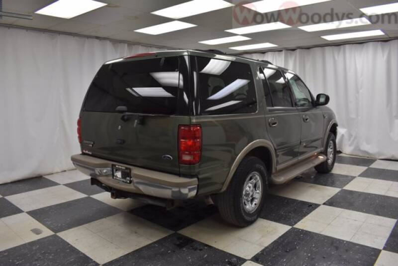 2000 Ford Expedition 4dr Eddie Bauer 4WD SUV - Chillicothe MO