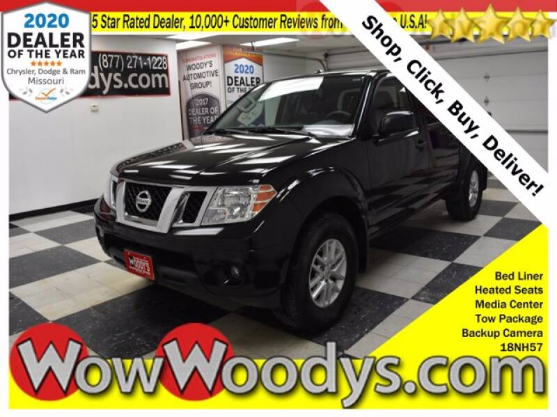 2018 Nissan Frontier SV V6 - Chillicothe MO