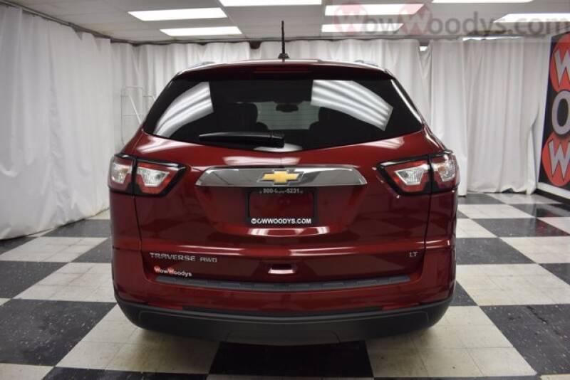 2017 Chevrolet Traverse AWD LT 4dr SUV w/2LT - Chillicothe MO