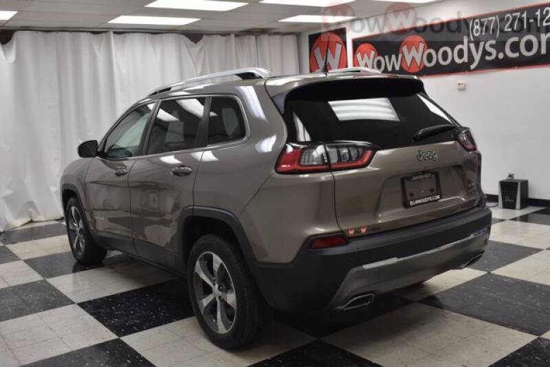 2019 Jeep Cherokee Limited 4dr SUV - Chillicothe MO