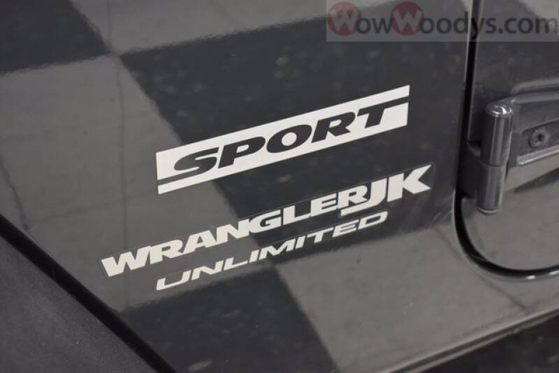 2018 Jeep Wrangler JK Unlimited 4x4 Sport S 4dr SUV - Chillicothe MO