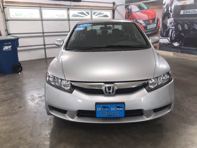 2009 Honda Civic EX 4dr Sedan 5A - Eldridge IA
