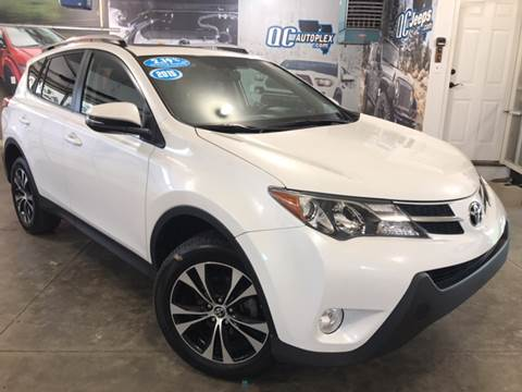 2015 Toyota RAV4 for sale in Eldridge, IA