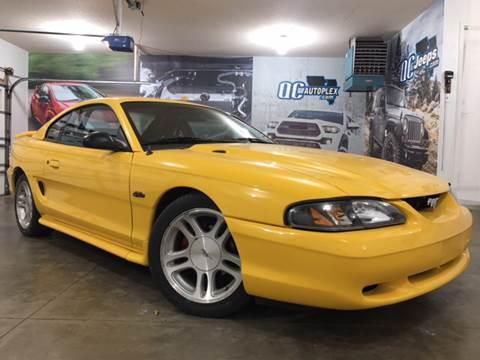 1998 Ford Mustang for sale in Eldridge, IA